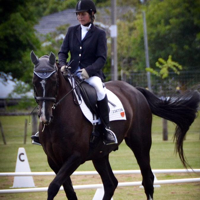 Para Equestrian Dressage Tests Esnz